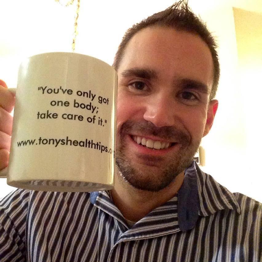 Tonyshealthtips mug