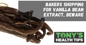 vanilla bean extract