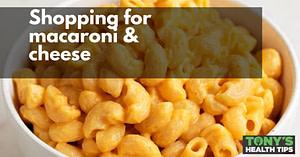 Macaroni and cheese bowl